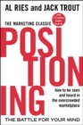 Positioning: The Battle for Your Mind - Book