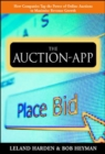 The Auction App: How Companies Tap the Power of Online Auctions to Maximize Revenue Growth - eBook