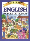 Let's Learn English Picture Dictionary - Book