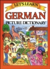Let's Learn German Dictionary - Book