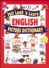 Just Look 'n Learn English Picture Dictionary - Book
