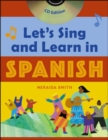 Let's Sing and Learn in Spanish  (Book + Audio CD) - Book