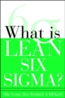 What is Lean Six Sigma - Book