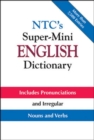 NTC's Super-Mini English Dictionary - eBook