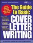 The Guide to Basic Cover Letter Writing - eBook
