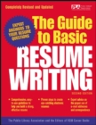 The Guide to Basic Resume Writing - eBook