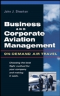 Business and Corporate Aviation Management - eBook