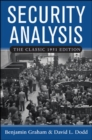 Security Analysis: The Classic 1951 Edition - Book