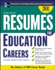 Resumes for Education Careers - eBook