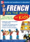 French On The Move For Kids (1CD + Guide) - Book