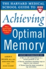 Harvard Medical School Guide to Achieving Optimal Memory - eBook