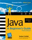 Java: A Beginner's Guide, Third Edition - eBook