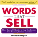 Words that Sell, Revised and Expanded Edition - Book