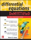 Differential Equations Demystified - eBook