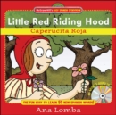 Easy Spanish Storybook:  Little Red Riding Hood : Little Red Riding Hood (Book + Audio CD) - eBook