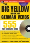 The Big Yellow Book of German Verbs (Book w/CD-ROM) - Book