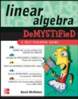 Linear Algebra Demystified - eBook