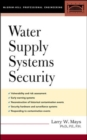 Water Supply Systems Security - eBook