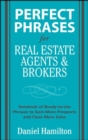 Perfect Phrases for Real Estate Agents & Brokers - Book
