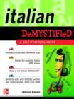 Italian Demystified - eBook