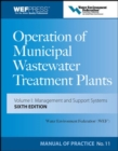Operation of Municipal Wastewater Treatment Plants : Manual of Practice 11 - eBook