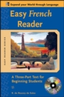 Easy French Reader w/CD-ROM - Book
