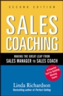 Sales Coaching: Making the Great Leap from Sales Manager to Sales Coach - eBook
