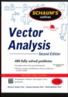 Schaum's Outline of Vector Analysis, 2ed - Book