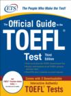 The Official Guide to the TOEFL iBT, Third Edition - eBook