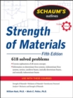 Schaum's Outline of Strength of Materials, Fifth Edition - eBook
