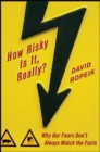 How Risky Is It, Really?: Why Our Fears Don't Always Match the Facts - eBook