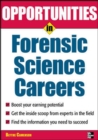 Opportunities in Forensic Science - eBook