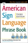 The American Sign Language Phrase Book - eBook