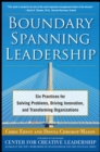 Boundary Spanning Leadership: Six Practices for Solving Problems, Driving Innovation, and Transforming Organizations - eBook