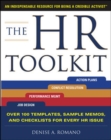 The HR Toolkit: An Indispensable Resource for Being a Credible Activist - eBook