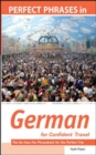 Perfect Phrases in German for Confident Travel : The No Faux-Pas Phrasebook for the Perfect Trip - eBook