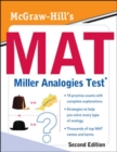 McGraw-Hill's MAT Miller Analogies Test, Second Edition - eBook