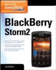 How to Do Everything BlackBerry Storm2 - eBook