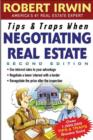 Tips & Traps When Negotiating Real Estate - eBook