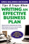 Tips and Traps For Writing an Effective Business Plan - eBook
