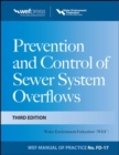 Prevention and Control of Sewer System Overflows, 3e - MOP FD-17 - eBook