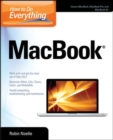 How to Do Everything MacBook - Book