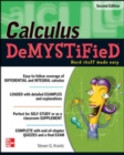 Calculus DeMYSTiFieD, Second Edition - eBook