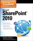 How to Do Everything Microsoft SharePoint 2010 - eBook