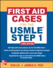 First Aid Cases for the USMLE Step 1, Third Edition - Book