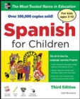 Spanish for Children with Three Audio CDs, Third Edition - Book