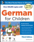 German for Children with Two Audio CDs, Third Edition - Book