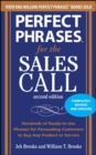 Perfect Phrases for the Sales Call, Second Edition - Book
