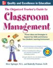 The Organized Teacher's Guide to Classroom Management - eBook