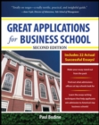 Great Applications for Business School, Second Edition - eBook